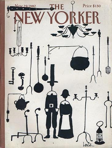 The New Yorker November 29, 1982