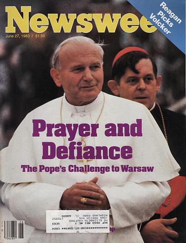 Newsweek Magazine June 27, 1983