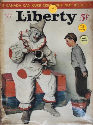 Liberty Magazine May 27, 1933