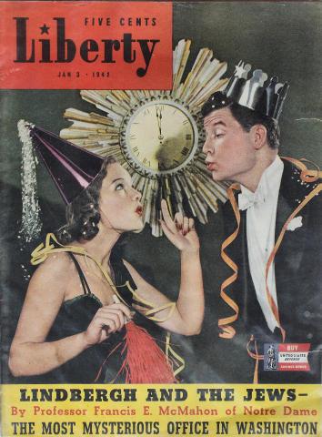 Liberty Magazine January 3, 1942