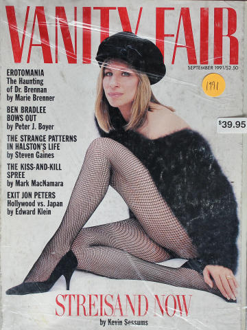 Vanity Fair Magazine September 1991