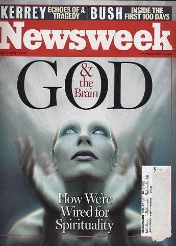 Newsweek Magazine May 7, 2001