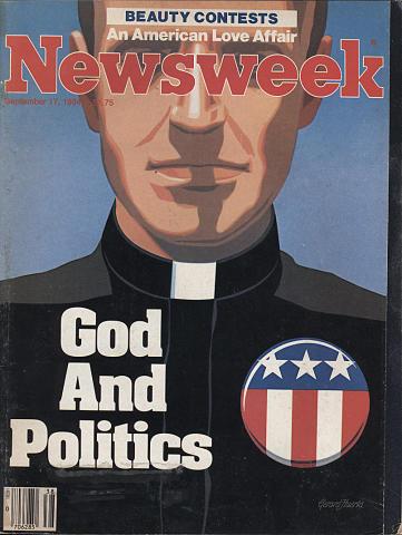 Newsweek Magazine September 17, 1984