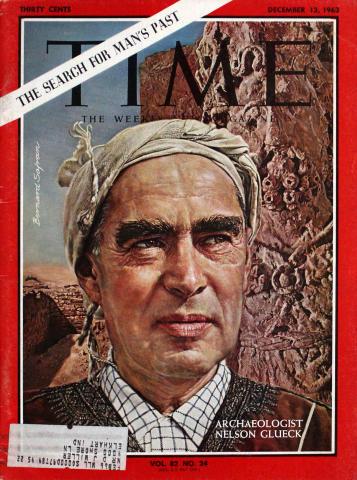 Time Magazine December 13, 1963