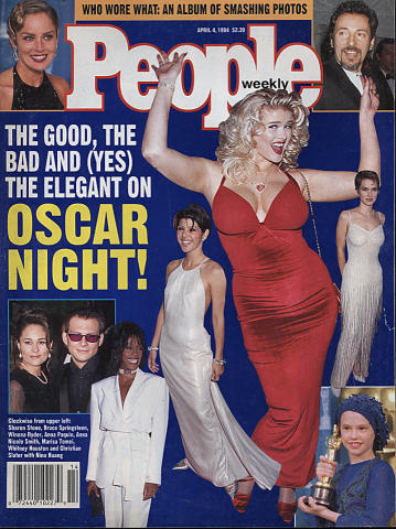 People Magazine April 4, 1994