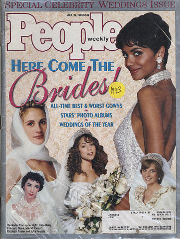 People Magazine July 26, 1993