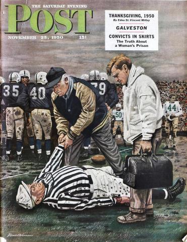The Saturday Evening Post November 25, 1950