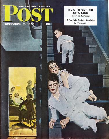 The Saturday Evening Post December 2, 1950