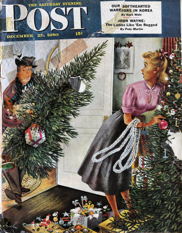 The Saturday Evening Post December 23, 1950