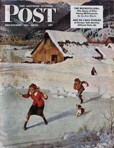 The Saturday Evening Post December 30, 1950