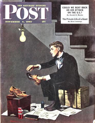 The Saturday Evening Post November 4, 1950