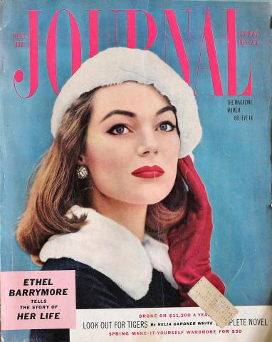 Ladies' Home Journal February 1955