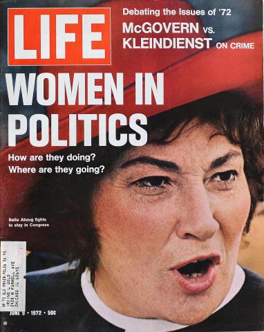 LIFE Magazine June 9, 1972