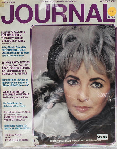Ladies' Home Journal October 1973