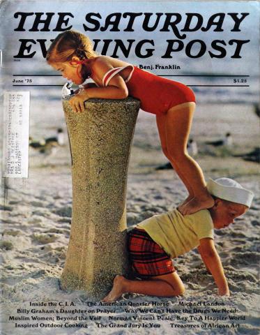 The Saturday Evening Post June 1, 1975