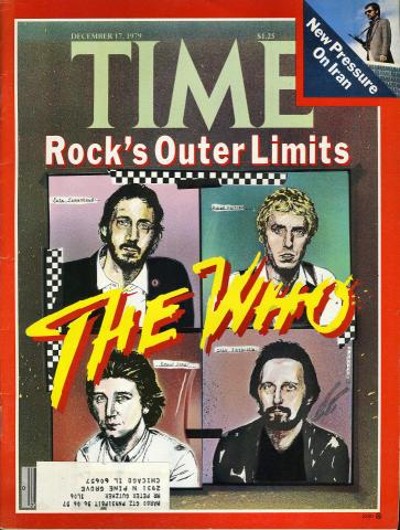 Time Magazine December 17, 1979