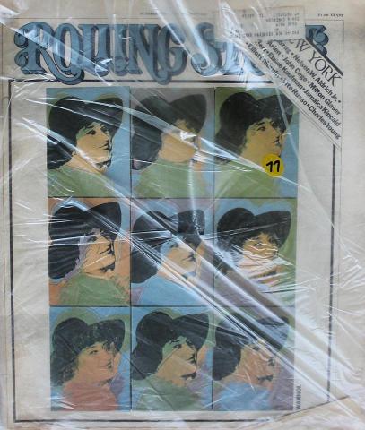Rolling Stone Magazine October 6, 1977