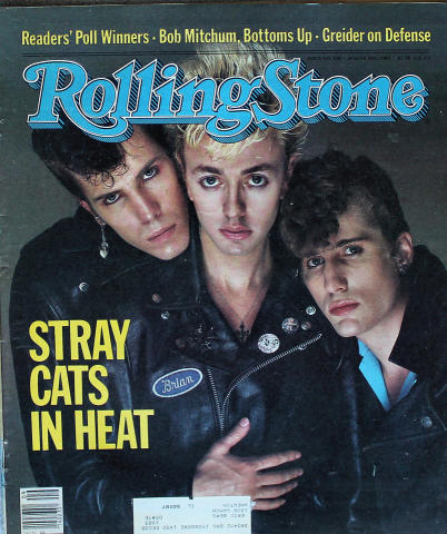 Rolling Stone Magazine March 3, 1983