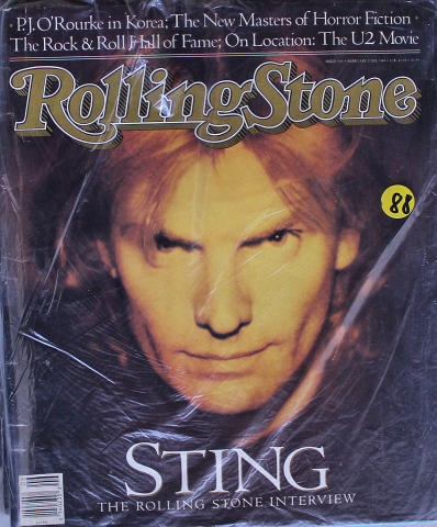 Rolling Stone Magazine February 11, 1998
