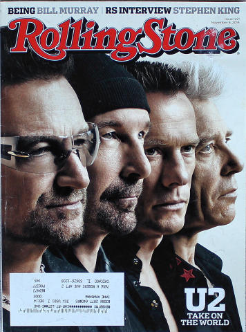 Rolling Stone Magazine November 6, 2014