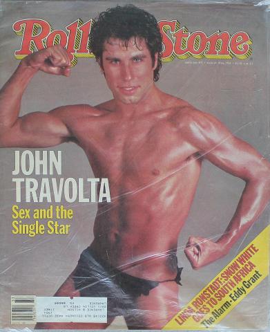 Rolling Stone Magazine August 18, 1983