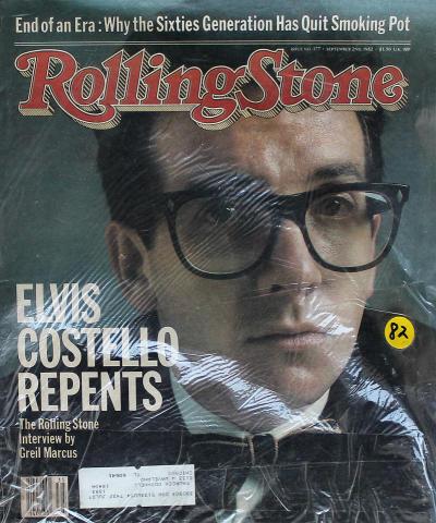 Rolling Stone Magazine September 2, 1982