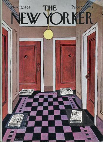The New Yorker November 15, 1969