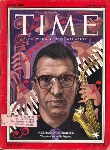 Time Magazine November 8, 1954