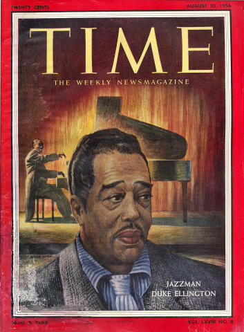 Time Magazine August 20, 1956
