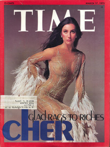 Time Magazine March 17, 1975