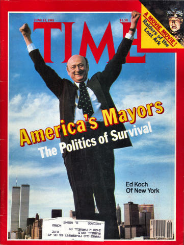 Time Magazine May 15, 1981