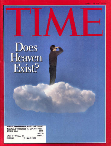Time Magazine March 24, 1997