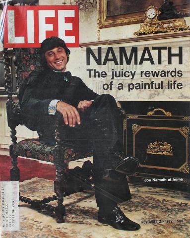 LIFE Magazine November 3, 1972