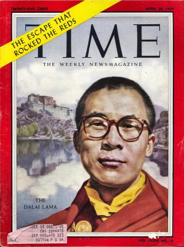 Time Magazine April 20, 1959