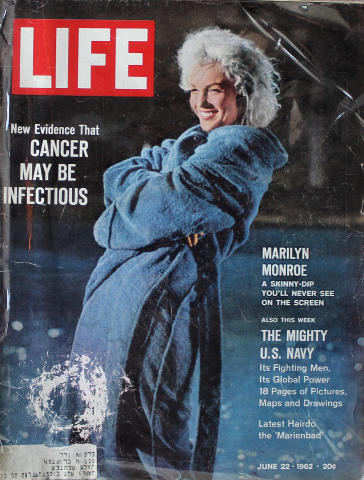 LIFE Magazine June 22, 1962