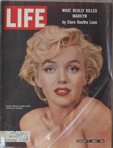 LIFE Magazine August 7, 1964