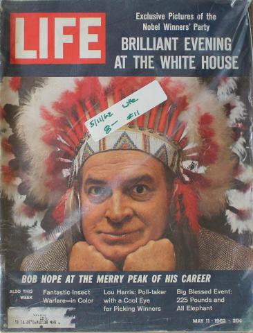 LIFE Magazine May 11, 1962