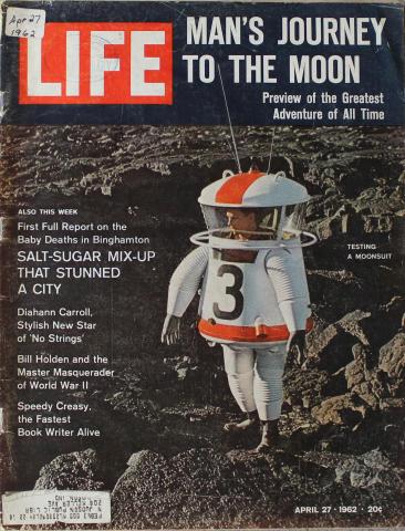 LIFE Magazine April 27, 1962