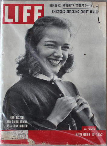 LIFE Magazine November 10, 1952