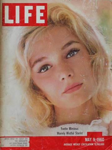 LIFE Magazine May 9, 1960