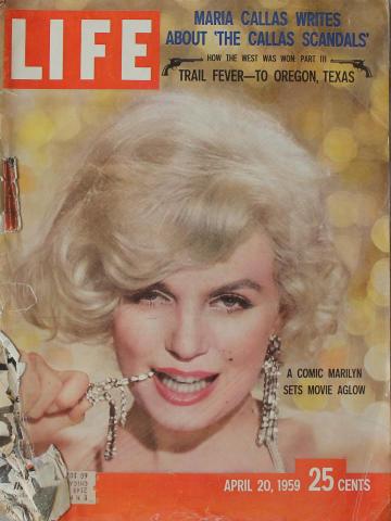 LIFE Magazine April 20, 1959
