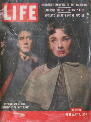 LIFE Magazine February 4, 1957
