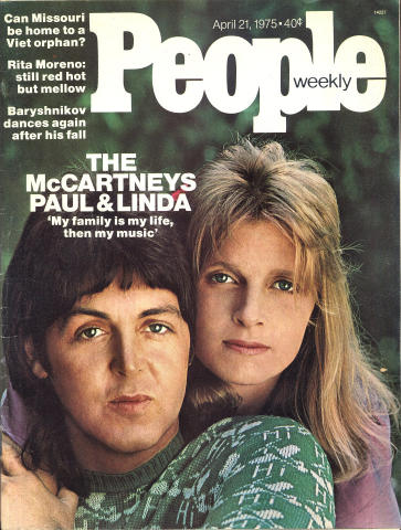 People Magazine April 21, 1975