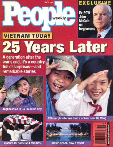 People Magazine May 1, 2000
