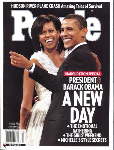 People Magazine February 2, 2009