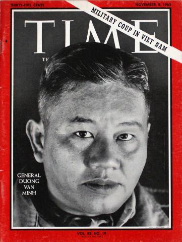 Time Magazine November 8, 1963