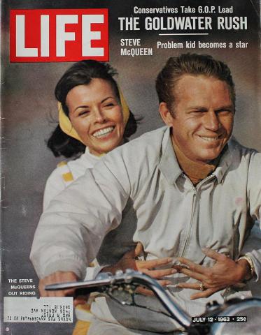LIFE Magazine July 12, 1963