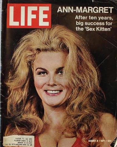 LIFE Magazine August 6, 1971