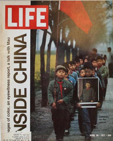 LIFE Magazine April 30, 1971
