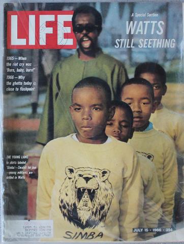 LIFE Magazine July 15, 1966